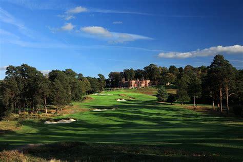 St George's Hill Golf Club | National Club Golfer Top 100 ...
