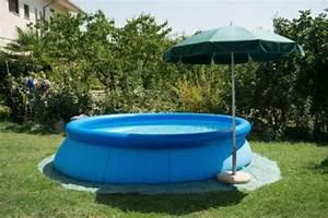 Sable Piscine Hors Sol : peut on poser une piscine hors sol sur du sable ~ Farleysfitness.com Idées de Décoration