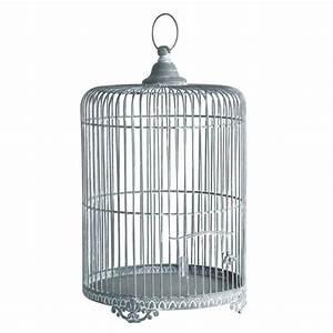Cage Oiseau Deco : cage oiseau maisons du monde ~ Teatrodelosmanantiales.com Idées de Décoration