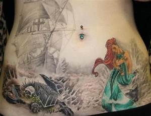 20 Lovely Mermaid Tattoos | Mermaid tattoos, Tattoo and ...