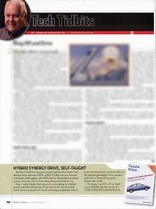 Reviews - Toyota Prius Repair And Maintenance Manual  2004-2008 - Bentley Publishers