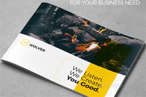 A4 Size Brochure Templates Psd Free Best 37 A4 Size Brochure Templates Free Psd Photoshop Designs