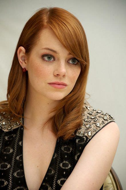 Emma Stone Gorgeous Inspiration Actrices