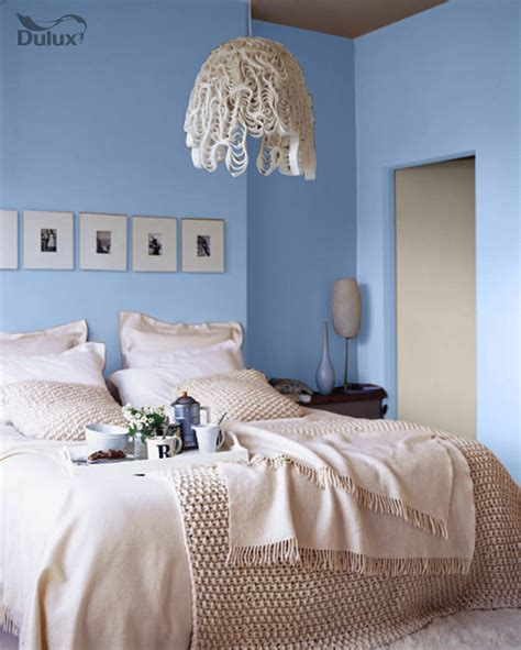 bedroom blissful blue dulux emulsion colours sale