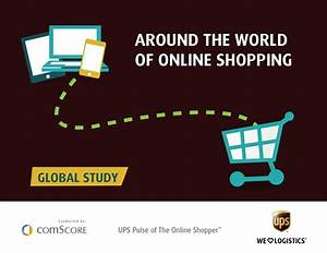 Global Wohnen Online Shop : comscore global study infographic around the world of online shopping ~ Bigdaddyawards.com Haus und Dekorationen