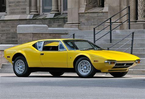 De Tomaso Pantera Competition Coupe Group 4 (1972