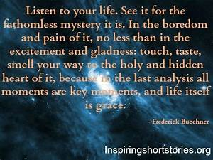 Inspirational S... Short Mystical Quotes