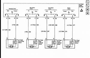 04 Cadillac Power Seat Wiring Diagram