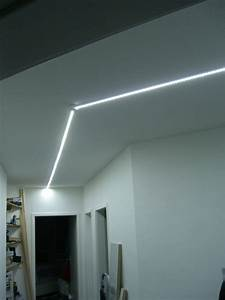 Led Leiste Decke : led panel f r flurbeleuchtung mit endlighten t led forum ~ Sanjose-hotels-ca.com Haus und Dekorationen