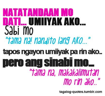 cute quotes  love tagalog tumblr image quotes