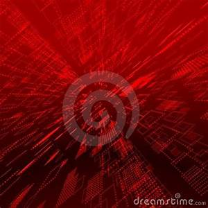 Red Matrix Background Royalty Free Stock Photos - Image ...