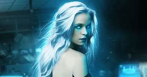 First look at Killer Frost in CW's The Flash - Nerd Reactor