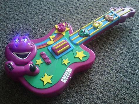 Matrixsynth Circuit Bent Barney Toy Guitar Freeform