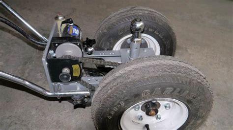 power trailer dolly  built httpwwwproud canadiancom