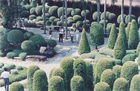 Thailand-Thai- Nong Nooch Pattaya Garden   Pattaya, Cactus ...