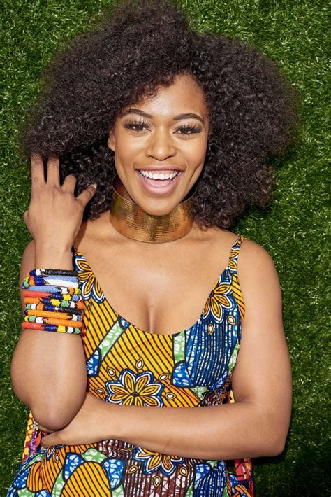 """""""I DID IT ALL, I SAW IT ALL"""" NOMZAMO MBATHA ON 2016   Elle"""