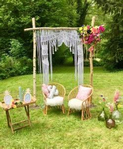 Decor Photobooth Mariage : decor hippie chic mariage boheme ~ Melissatoandfro.com Idées de Décoration