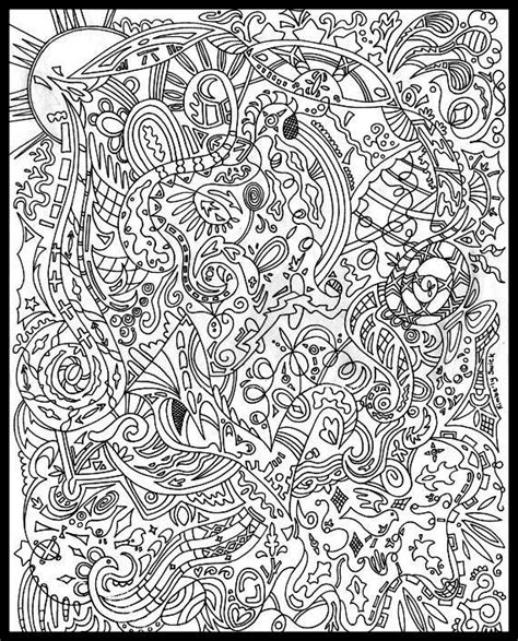 advanced coloring pages  pinterest adult coloring