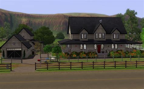 Find the best offers for properties in sims. Mod The Sims - Rockin' R Ranch