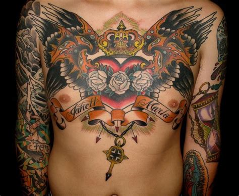 Classic American Style Tattoo  Tattoos And Other Arts