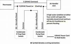 Wiring Diagram Float Switch Switch