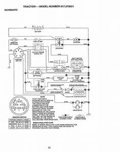 Wiring Diagram Craftsman Dgs6500