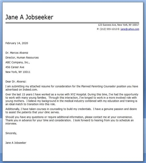 cover letter for career change cover letter nursing career change resume downloads 8324