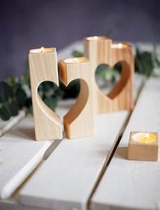 Ideen Für Kerzenständer : kerzenst nder kerzenhalter holz kerzenhalter rustikales kerzenha ein designerst ck von ~ Orissabook.com Haus und Dekorationen