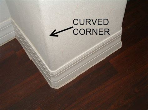 installing quarter    cornersthis shows