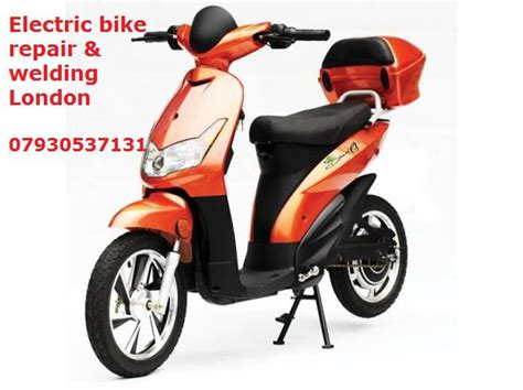 Electric Scooter Repair, Service, Welding. East, North