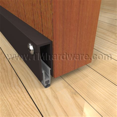door bottom seal high quality automatic door bottom for residential use