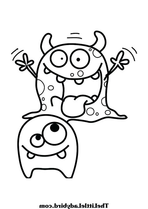 Super Monsters Coloring Pages Free Coloring Library
