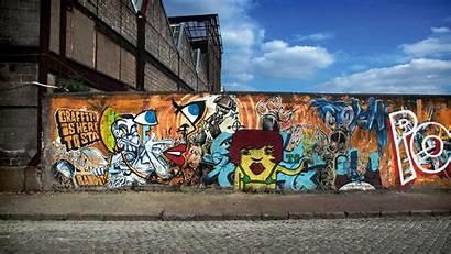 Graffiti Road Sky Wallpapers Wall Backgrounds Desktop