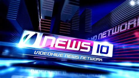 News 10 Pack Template Youtube
