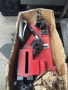 Milwaukee Tool Porta Band    Band Saw Table With Chain Vise