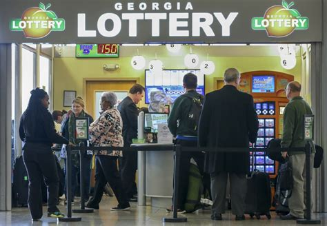 Bill Could Allow Georgia Lottery Winners To Remain Anonymous