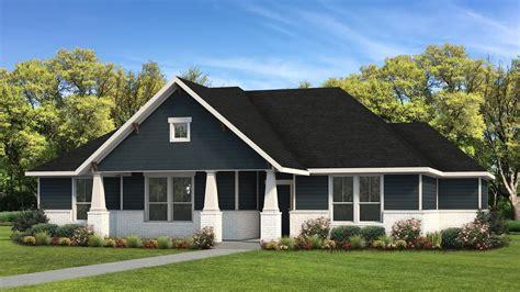 canyon custom home plan  freestone county tx  tilson homes