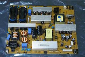Lg Power Supply Board For 42ld452b