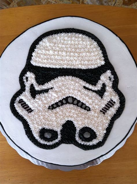 star wars template cake stormtrooper cake lo 250 ltimo pinterest cakes