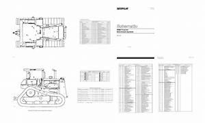 Bulldozer D8n Serie 9ts Electric