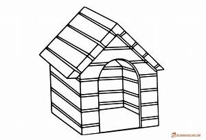 House Coloring Pages - Downloadable and Printable Images