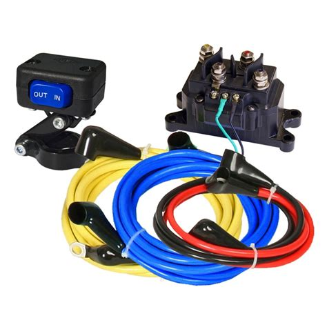 kfi products universal winch 12v wiring kit atv wk fortnine canada