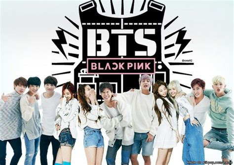 Ever Thought Of Black Pink X Bts??