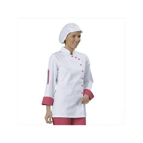 veste cuisine couleur veste cuisine femme woco01t woco01t collection vêtement de