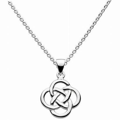 Celtic Mor Knot Plain Heritage Pendant Pendants