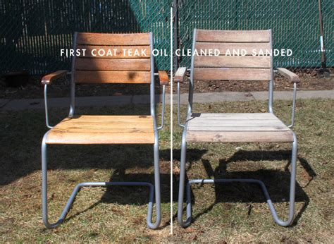 how to clean teak outdoor furniture plans free