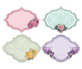 flower clip shabby chic flowers clipart 52