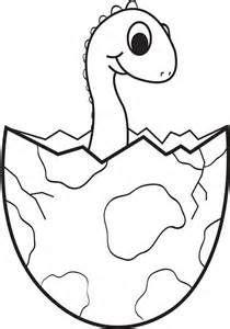 dinosaur hatching  egg template bing images