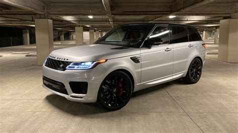 land rover range rover sport hst review smooth ish