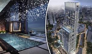 Singapore Three Storey Penthouse With Private Pool Reaches